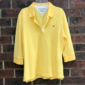 Tommy Hilfiger 3/4 Sleeve Polo